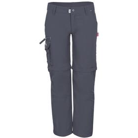 TROLLKIDS Oppland Pants Kids dark grey